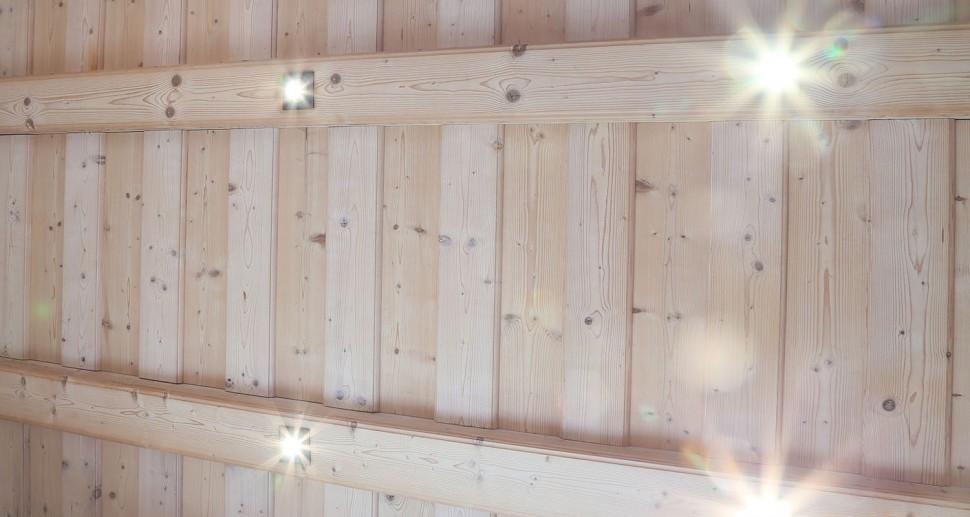 Holzdecke Kiefer