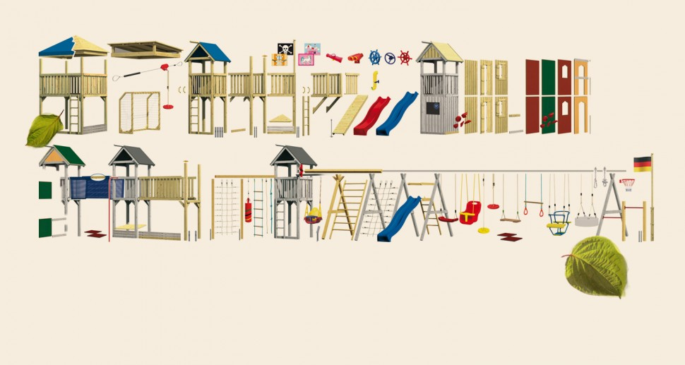 Winnetoo Kinderspielgeräte