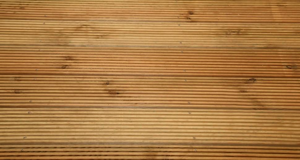 Dielen Holz Terrasse
