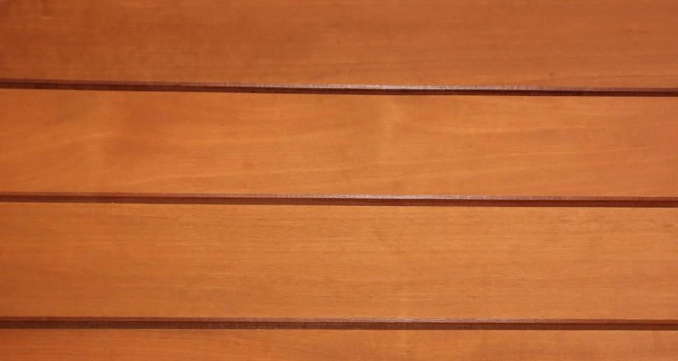 Holzterrasse heimische Hölzer