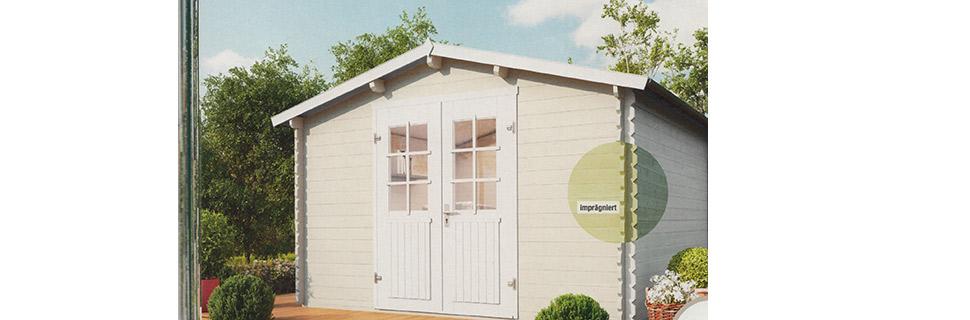 Gartenhaus Peggy 3030